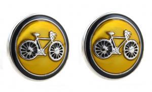 Butoni Borealy Yellow Bicycle0