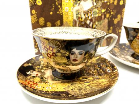Cadou 2 Cani Golden Lady by Gustav Klimt2