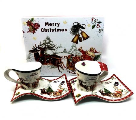 Cadou Cani Merry Christmas