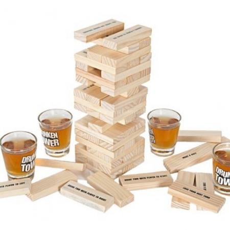 Cadou Drunken Tower for Fun0