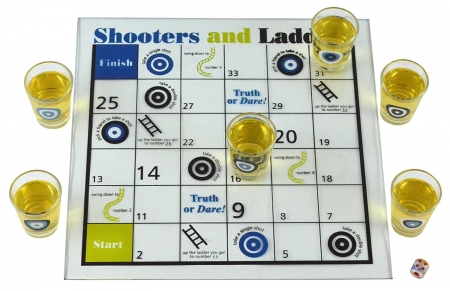 Cadou Shooters and Ladders by Borealy