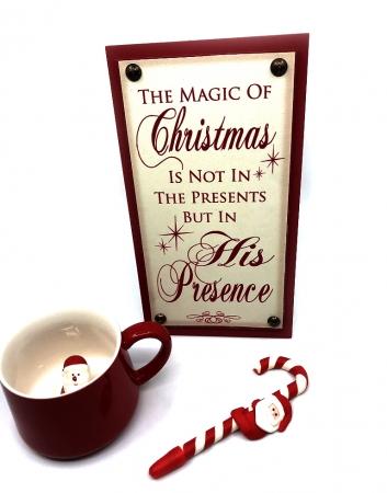 Cadou The Magic of Christmas - Mos Craciun