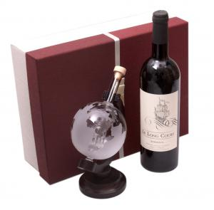 Cadou World Bottle - Sticla Lucrata Manual0