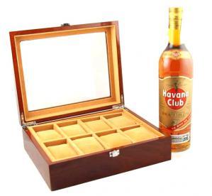 Cadou cutie 8 ceasuri & Havana Club0