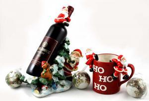 Cadou Vin fiert pentru Moş Crăciun 20150