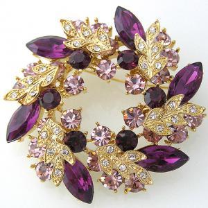Brosa Donna Purple0