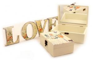 Cadou Love Forever Roses0