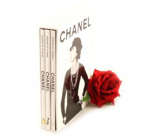Chanel Mémoire - 3 Luxury Book Slipcase0