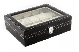 Set cutie 10 ceasuri Black Elegance si Note pad Hugo Boss - personalizabil1