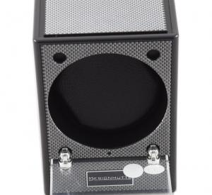Automatic Watch Winder Piccolo Carbon by Designhutte - Made in Germany1