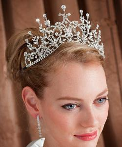 Tiara Borealy Diamond Coroana Miss [0]