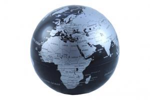 Glob Pământesc Rotativ Suspendat1