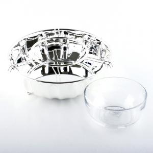 Luxury Set caviar Chinelli - Made in Italy1