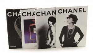 Chanel Mémoire - 3 Luxury Book Slipcase1