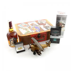 Chivas Regal Flight Passion Gift Set0