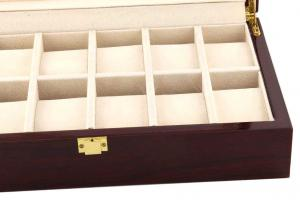 Set cutie 12 ceasuri lemn Brown Wood si Note pad Hugo Boss - personalizabil3