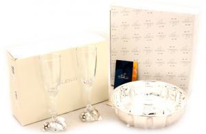 Luxury Caviar Chinelli & Champagne Valenti