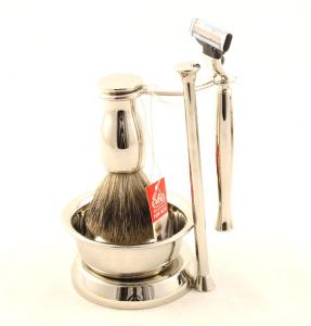 Luxury Shaving Set by Erbe Solingen - Made in Germany2