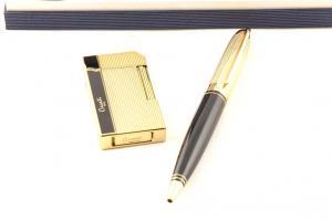 Cadou Gold Caseti Brichetă şi Pix1