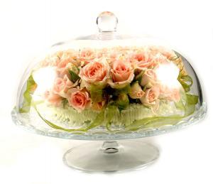 Glamour Minirose Tort2