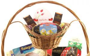 Easter Deluxe Gift Basket2