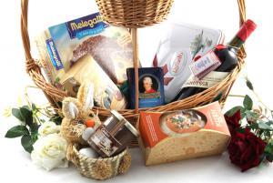Oenoteca Premium Gift Basket1