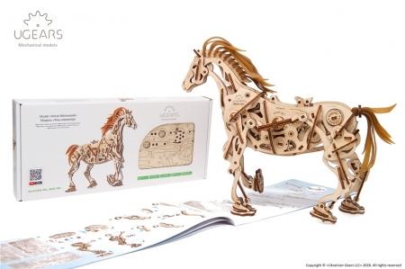 Cal Bionic Puzzle 3D Mecanic1