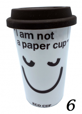 """Cana Eco """"I am not a paper cup""""5"""