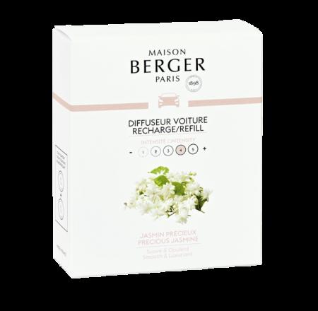 Car Lover - Berger Aroma Happy Fraicheur Aquatique Odorizant Masina + 3 Rezerve3