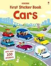 Cars - first sticker book0
