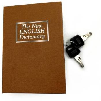 Seif Carte The New English Dictionary [0]