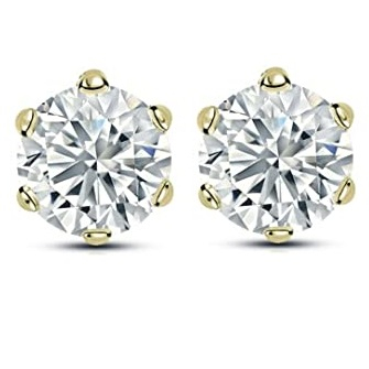 Ceas Gold Beaubourg Cacharel & Cercei Borealy Diamonds One Gold Cadou Valentines Day [1]