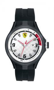 Ceas White Scuderia Ferrari Pit Crew0