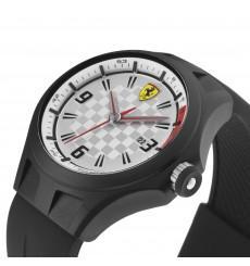 Ceas White Scuderia Ferrari Pit Crew2