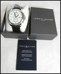 Ceas Tommy Hilfiger Brown Leather2