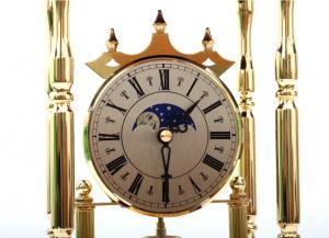 Set Ceas Danube by Credan si Butoni Gold Round by Credan2