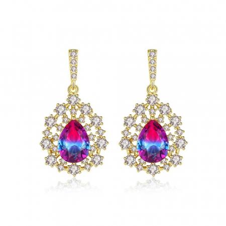 Cercei Sapphire Colours Fleur3