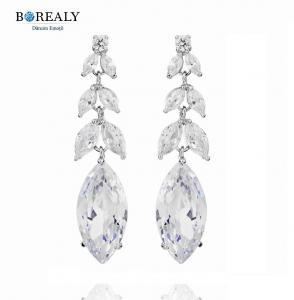 Cercei Borealy 8 carate Simulated Diamonds Athena0