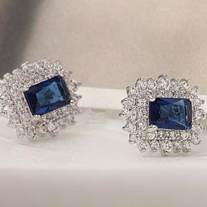 Cercei Borealy Sapphire Blue Princess2