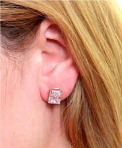 Cercei Borealy Argint 925 Diamonds Square1