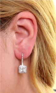 Cercei Borealy Argint 925 Lady Diamond1