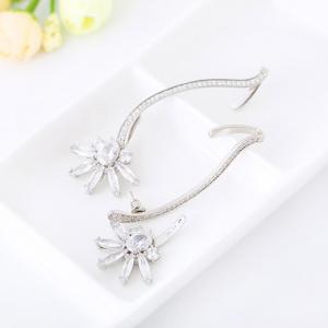Cercei Borealy Ear Cuff Flowers Spring3