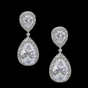 Cercei Borealy Luxury Bridal Clips1