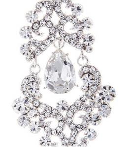 Cercei Chandelier Oriental Mini Diamonds2