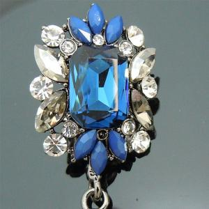 Cercei Borealy Simulated Sapphire Chandelier Great Gatsby7