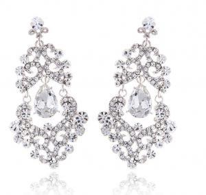 Cercei Chandelier Oriental Mini Diamonds0