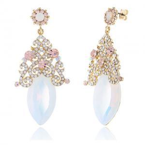 Cercei Borealy Opal Chandelier Vintage2