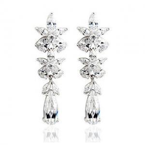 Cercei Borealy Swiss Diamond Cinderella0