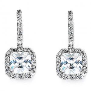 Cercei Borealy Argint 925 Lady Diamond2