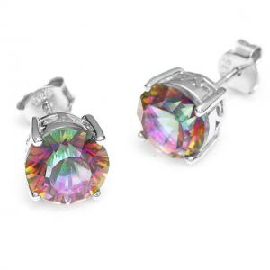 Cercei Mistic Topaz Rainbow Round 3 carate2